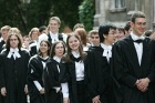 Cambridge University Graduation Ceremony 2008